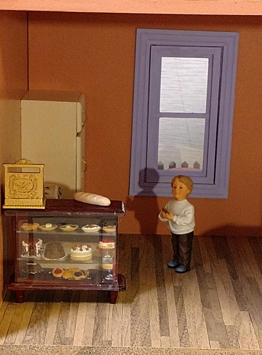 Granddaughter's Dollhouse