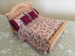 Homemade Bedding Set