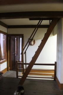 Upstairs landing room