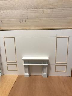Paneling for Living Room