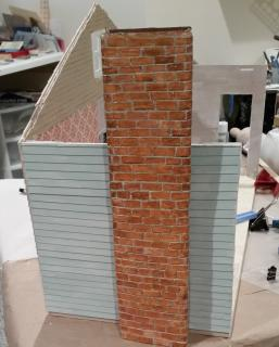 chimney placement