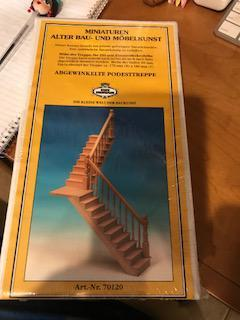 stairs included