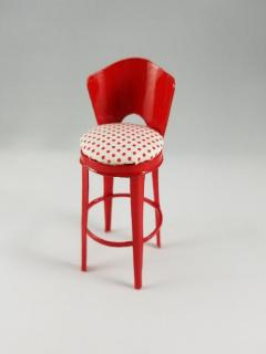 Vintage Style Kitchen Stool