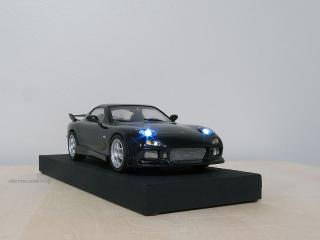 RX-7 in half scale, completed