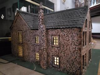 1:24 th scale Poldark series Manor house