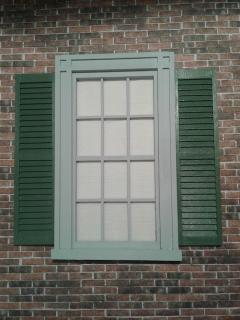 Test Window and Shutters