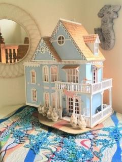 2019 Christmas in Cape May MERMAID HOUSE Artply Tennyson