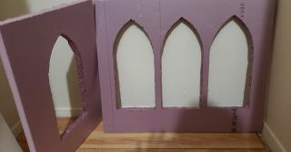 Gothic dining foam wall.jpg