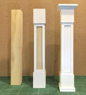 Column progression