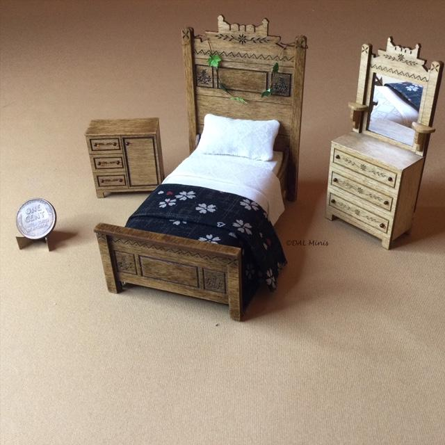 Eastlake bedroom pieces