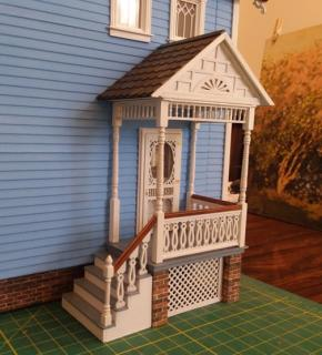 Fairfield dollhouse side porch - completed 2.jpg