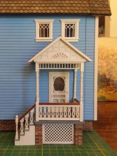 Fairfield dollhouse side porch - completed 1.jpg