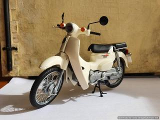 Scooter made from Fujimi kit
