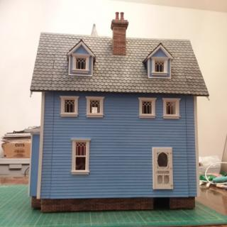 Fairfield Dollhouse - Right Side almost complete.jpg