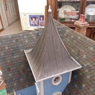 Fairfield Dollhouse - Tower Roof Detail.jpg