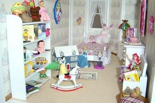 The little girls room