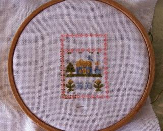 Sampler for Living Room