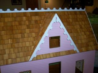 Gable and roof trim