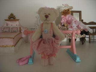 Thelma the Ballerina Bear