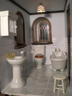 Beacon Hill Bathroom
